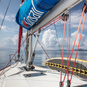 Tips for sailing the Med