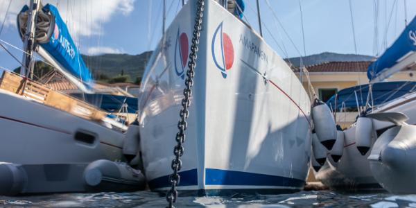 Top tips on Mediterranean stern-to mooring