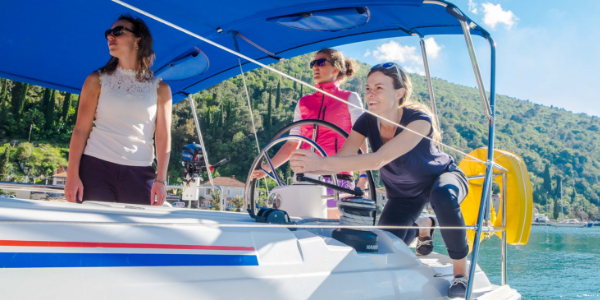 Why sail in Agana?
