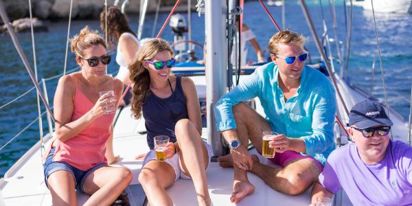 Sunsail Flotilla holidays